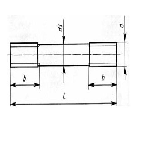 Шпилька ТУ 14-4-157-2000