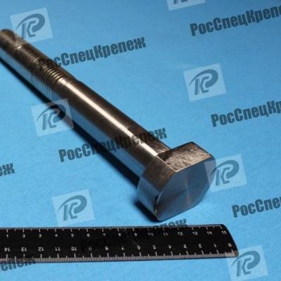 Болт усиленный к пазам станочным обработанным ГОСТ 12459-67