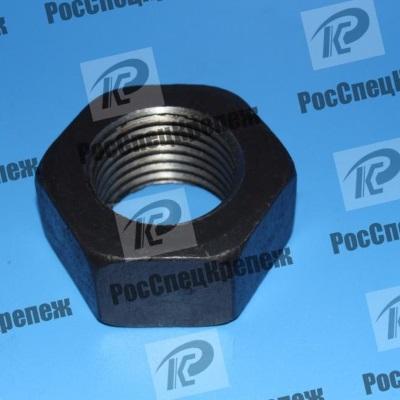 Гайка ГОСТ 10605-94 (Шестигранная с диаметром резьбы свыше 48 мм класса точности В)